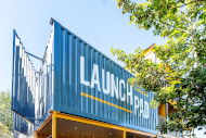 Bristol Launchpad container module apartments
