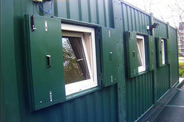 Personalisation Options For Mac Container Homes Shipping