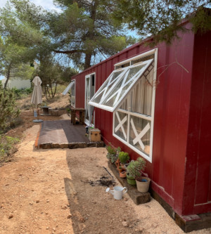 Container home in Ibiza